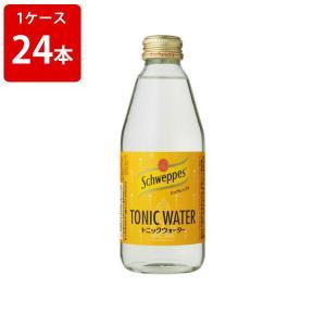お酒  シュウェップス トニックウォーター 250ml(1ケース/24本入り)