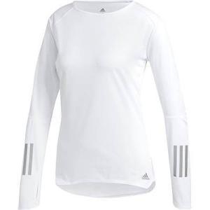 (アディダス)ウエルネス Lランニングシャツ RESPONSE長袖TシャツW CY5647-ECB1...