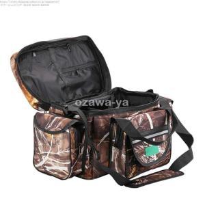 フィッシングバッグ 防水 釣り用バック 大容量 多機能 ルアー釣り 2色展開 タックルボックス
