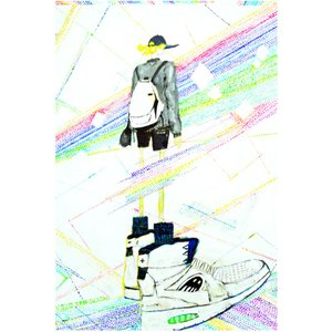 "【NBC-1】postcard3-taniguchisyozo""Free""|next-cmk"