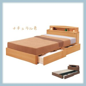 小宮付き スノコベッド アスカ IPB-MCI-840 SDサイズ|next-life-style