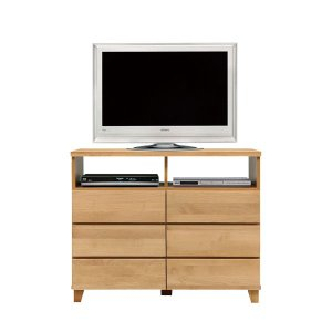 テレビ台 テレビボード (パッソ 105ミドルボード)幅104.5cm 木製|next-life-style