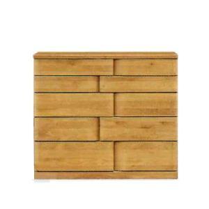 チェスト 木製 たんす タンス 箪笥 (ハート 105-5段 ミドルチェスト) モダン/おしゃれ/収納家具