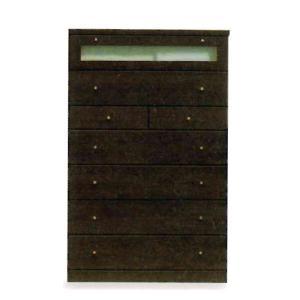 ハイチェスト 木製 たんす タンス 箪笥 (エブリー D 85 ハイチェスト) モダン/おしゃれ/収納家具