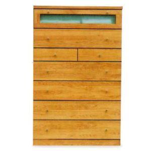 ハイチェスト 木製 たんす タンス 箪笥 (エブリー 2 85 ハイチェスト) モダン/おしゃれ/収納家具