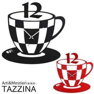 ARTI MESTIERI 掛時計 (TAZZINA/11012-64 11012-71) LOVEシリーズ/タッツィーナ/アルティ・エ・メスティエリ社/イタリア/ブランド/壁時計/ウォールクロック|next-life-style