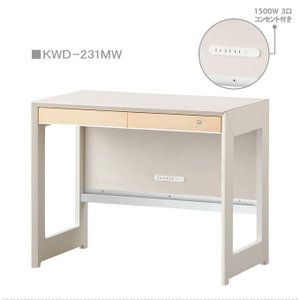 コイズミ WISE 90デスク KWD-231...の詳細画像3
