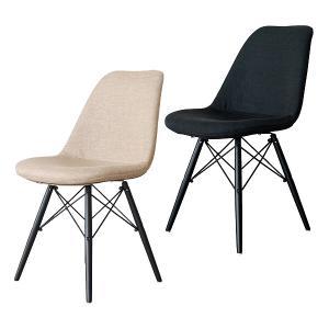 CORTE コルテ チェア チャコール/ベージュ リビング キッチン チェア イス おしゃれ シンプル かわいい|next-life-style