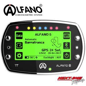 常時在庫 ALFANO6−1T標準セット アルファノ6 GPS内蔵カート用データーロガー