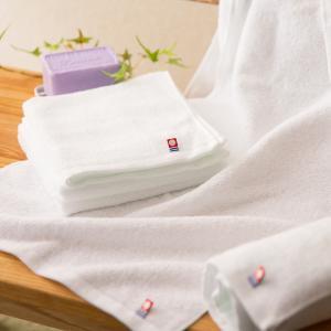 今治タオル フェイスタオル 3枚セット / リゾート ホテル仕様 今治 タオル 日本製 速乾 白 imabari towel ホテルタオル ふわふわ 送料無料 next1021