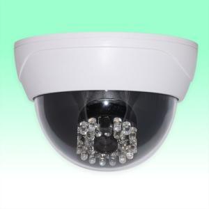 ダミーカメラ 乾電池式赤外線照射機能付 ダミードームカメラ|nextage