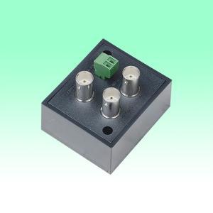 防犯カメラ 映像分配器 1入力2分配器 【AHD対応】|nextage