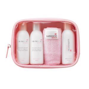 サムライウーマン トラベルセット 各40ml サムライウーマンの香り旅行 (10004646) プロ用美容室専門店 プチギフト、プレゼントにも ポイント消化|nextbeauty