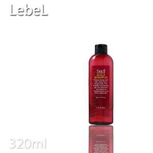 Lebel THEO ルベル ジオ スキャルプシャンプー 320ml プロ用美容室専門店 プレゼントにも サロン専売品 サロンプロ シャンプー トリートメント エッセンス|nextbeauty