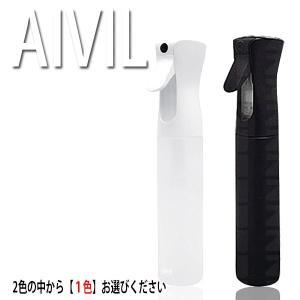 【アイビル エアリーミストスプレー】 高微細なミストを連続して噴霧できる特殊なトリガーを採用。 繰り...