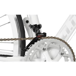 10%OFFクーポン!カギ&ライトプレゼント  アウトレット a.n.design works  5014AL 自転車 ロードバイク 本体 軽量 アルミ STI 14段変速 カンタン組立 nextbike 08