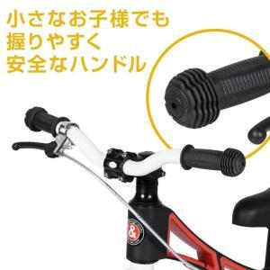 5の日がおトク  アウトレット a.n.design works  a.n.d Kick アンドキック ペダルなし自転車 子供用 ランニング キックバイク カンタン組立|nextbike|06