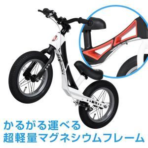 5の日がおトク  アウトレット a.n.design works  a.n.d Kick アンドキック ペダルなし自転車 子供用 ランニング キックバイク カンタン組立|nextbike|07