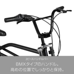 10%OFFクーポン!カギ&ライトプレゼント  a.n.design works  Baboon バブーン Caringbah 自転車 20インチ 6段変速 BMX 前後 フルサスペンション カンタン組立|nextbike|08