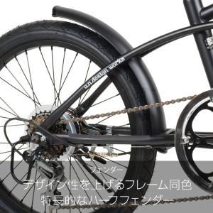 自転車 ビーチクルーザー 20インチ Beetle ビートル Caringbah a.n.design works 99%組立 nextbike 11