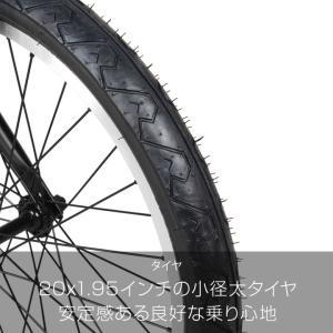 自転車 ビーチクルーザー 20インチ Beetle ビートル Caringbah a.n.design works 99%組立 nextbike 12