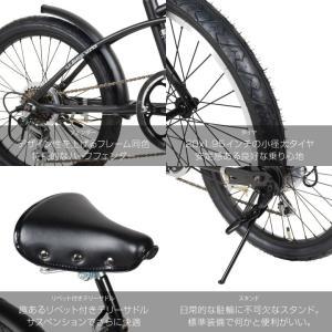 自転車 ビーチクルーザー 20インチ Beetle ビートル Caringbah a.n.design works 99%組立 nextbike 05