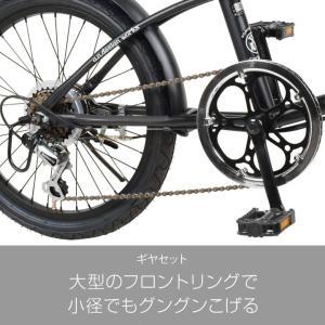 自転車 ビーチクルーザー 20インチ Beetle ビートル Caringbah a.n.design works 99%組立 nextbike 07