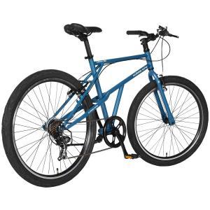 クロスバイク 26インチ 本体 MTB 自転車  Devoo267 a.n.design works カンタン組立|nextbike|11