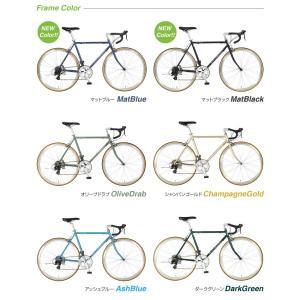 10%OFFクーポンアウトレット a.n.design works  DRC ロードバイク 本体 自転車 700c 14段変速 鉄 STI カンタン組立|nextbike|02