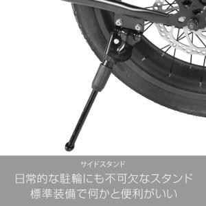 ファットバイク 20インチ 自転車 ディスクブレーキ 7段変速  Devoo207 a.n.design works アウトレット99%組立|nextbike|13