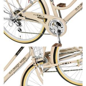 自転車 子供 22インチ 本体 安い 小学生 男の子 女の子 変速 125cm〜 FT226 a.n.design works アウトレット カンタン組立|nextbike|06