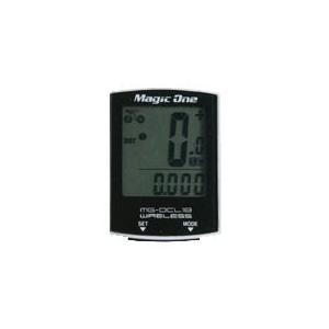 自転車 サイコン サイクリング Magic One MG-DCL18 Wireless Cycle Computer アウトレット|nextbike