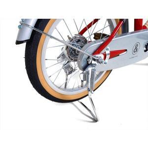 幼児車用 両立スタンド  はじめての自転車に 補助 ステップアップ 安心あんしん安全|nextbike|03