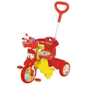 ハローキティ アドバンス EX2 M&M エムアンドエム 三輪車 乗り物 ハローキティ YA-1601|nextcycle