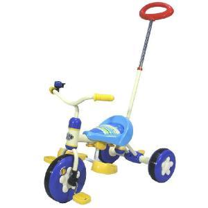idesアイデス スマイルSMILE カジキリ機能付簡単折畳み三輪車 |nextcycle