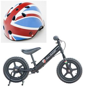 London Taxi 2 ヘルメット+トニーノ・ランボルギーニ ランニングバイク 子供用自転車キッズ用トレーニングバイク供 ikeshou|nextcycle