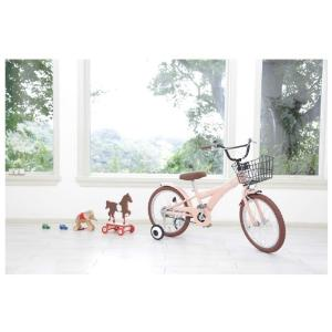NEW子供用自転車 18インチ BMXタイプ キッズ幼児車 ローリ★ 子供 ROLLING RINGS ローリングリングス