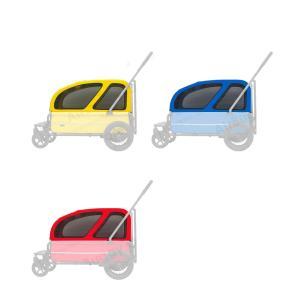ルーフのみ(パンク防止機能搭載)AirBuggy for dog エアバギー ドッグカート ペットカート CARRIAGE キャリッジ(送料無料)|nextcycle