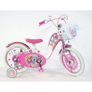 ハピネスチャージプリキュア YA-3302 16インチ 子供用自転車(九州・四国地方送料+1050円)