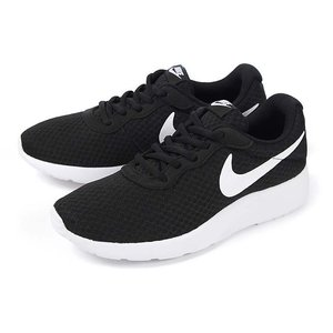Nike (ナイキ) WMNS TANJUN(ウィメンズシューズ タンジュン) 812655 011 ブラック/ホワイト|nextfocus