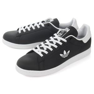 adidas(アディダス) STAN SMITH(スタンスミス) BD7452 ブラック/ホワイト ...