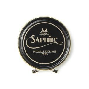 ポイント消化 Saphir Noir (サフィールノワール) ビーズワックスポリッシュ 02 ニュー...