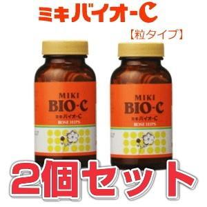 【2個セット】三基商事/ミキプルーン ミキバイオC (粒タイプ)×2個セット|nextmove