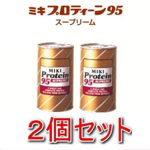 【2個セット】 ミキプロティーン95 スープリーム × 2個 健康食品 三基商事 ミキプルーン|nextmove