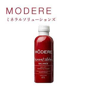 モデーア ミネラルソリューションズ 500ml 【MODERE】|nextmove