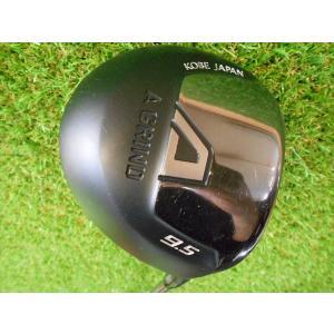 中古  Aグラインド 440 9.5度 ドライバー クロカゲ XM70 S Aデザインゴルフ|nextonegolf