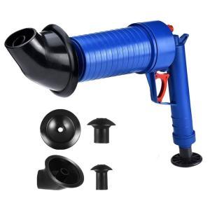 【加圧式パイプクリーナー】 排水口のつまり予防、解消に!片手で出来る加圧式の排水口クリーナー! 洗面...
