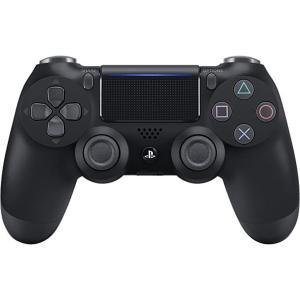 [新品] PS4 ソニー純正 ワイヤレスコントローラ ジェットブラック DUALSHOCK4 CUH-ZCT2J プレイステーション4の画像