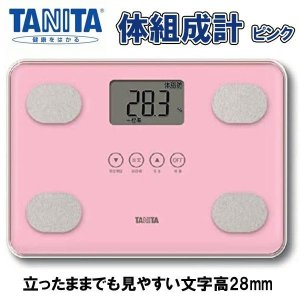 体組成計 タニタ 体重計 安い 体脂肪率 体重 測定 内蔵脂肪レベル BMI デジタル シンプル コ...