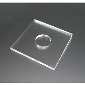 12センチ角用用上口パーツ(単品)・3センチパイ1つ穴|nexxtshop